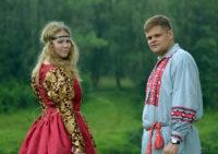 Серафимович и Попов