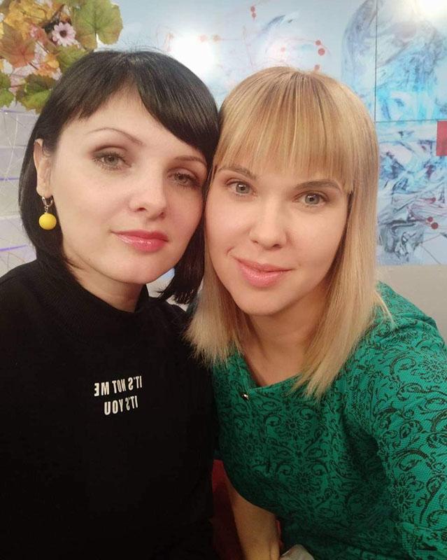 Крикштуль Алена и Иванова Екатерина
