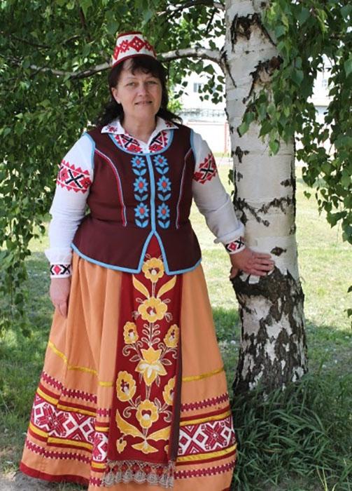 Козловская Тамара